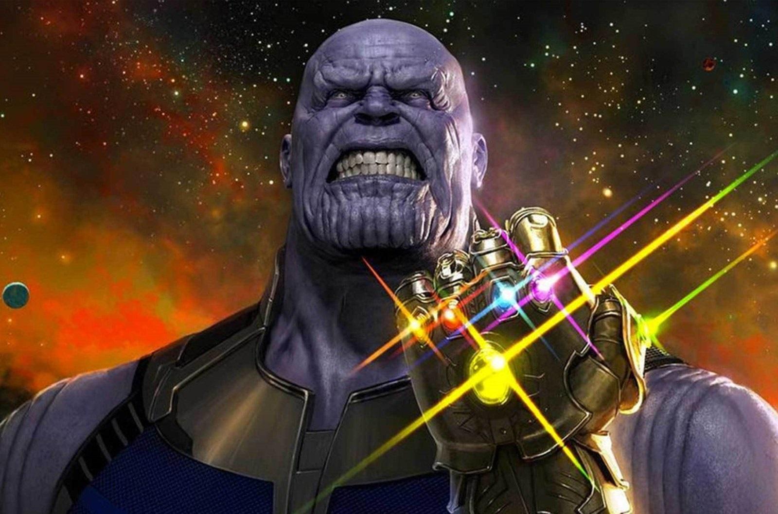 Avengers: Endgame; screenshot: Infinity Stones
