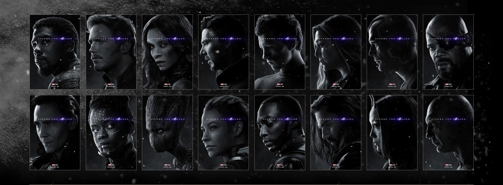 Avengers: Endgame; screenshot: mrtví