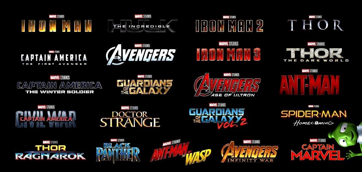 Avengers: Endgame; screenshot: viewing order