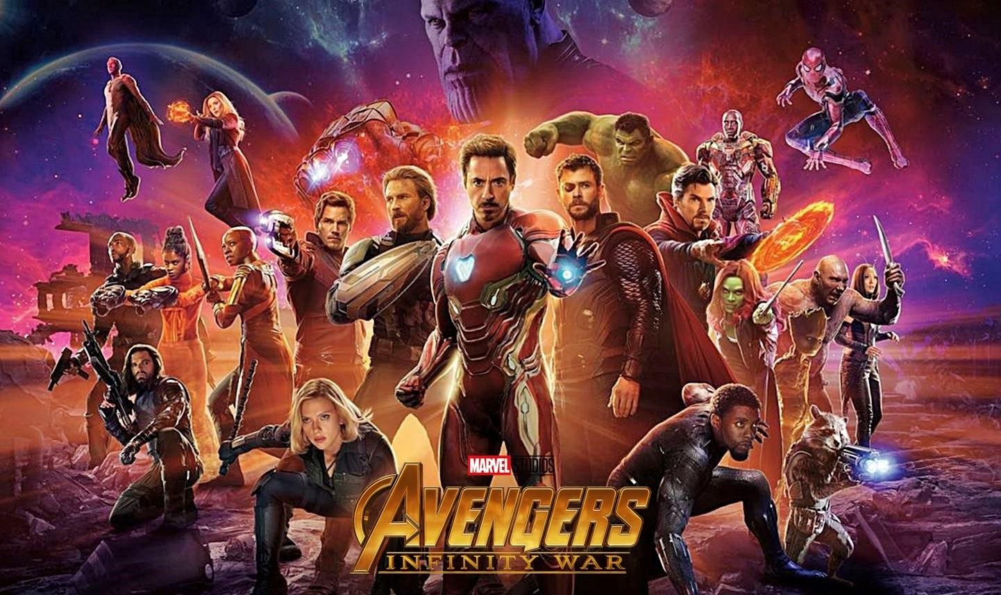 Avengers: Endgame; screenshot: Infinity War