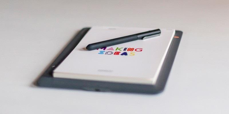 Tablet Bamboo Slate pro digitalizaci poznámek a náčrtů boduje nízkou cenou