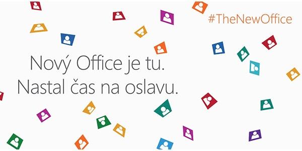 Nový Office 2016 je tu
