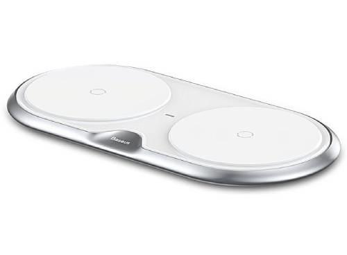 Baseus Dual Wireless Charger, nabíječka
