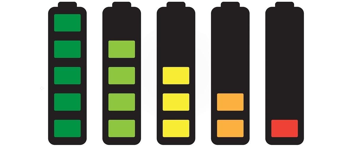 Baterie nabijeni
