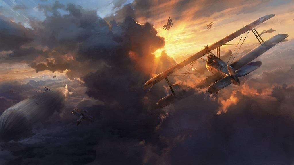 Nejlepší hry; Battlefield 1: Apocalypse