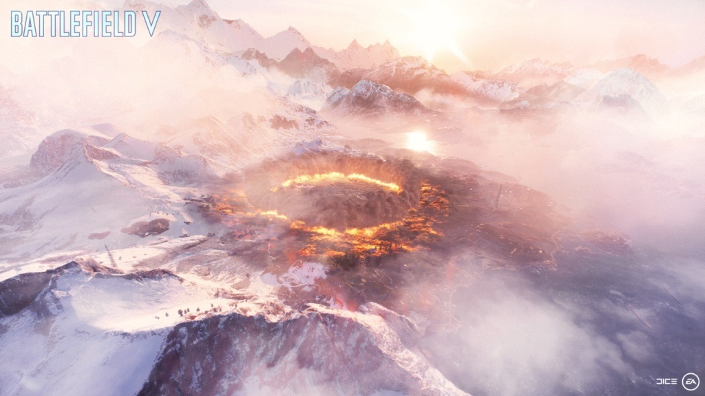 Battlefield 5; screenshot: firestorm