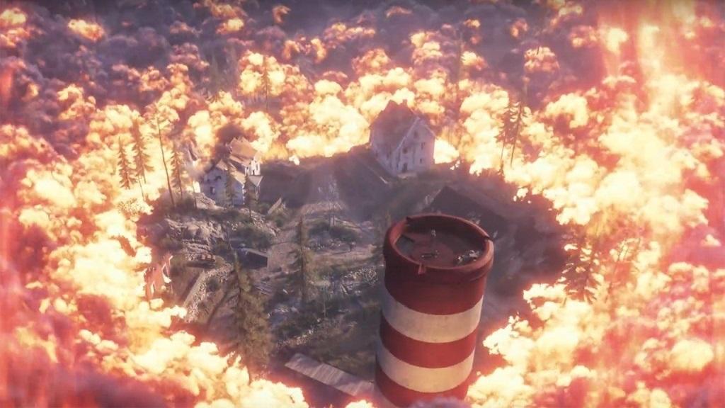 Nejočekávanější hry v listopad 2018; Battlefield V, screenshot: Firestorm