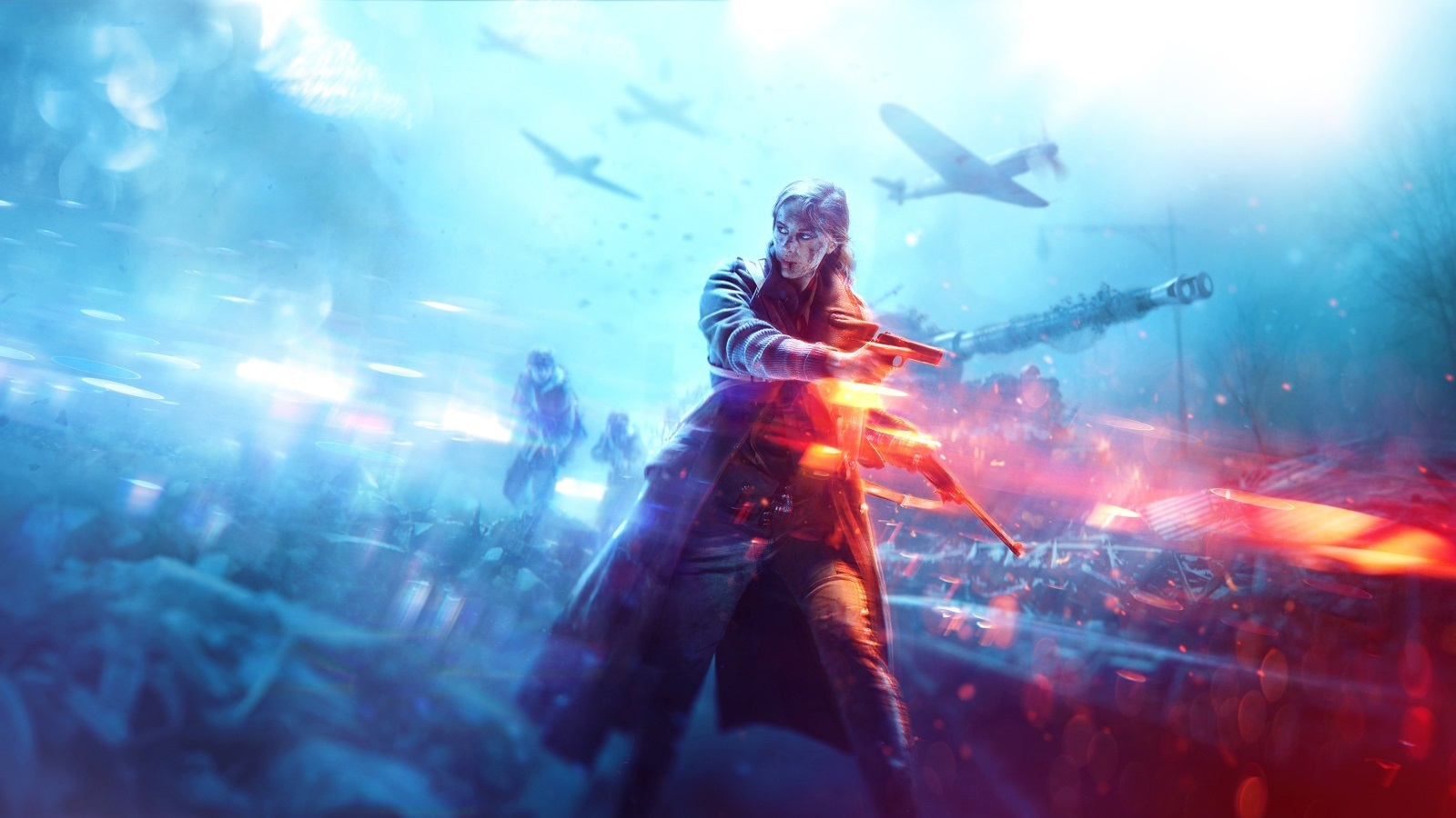 Battlefield V; screenshot: cover