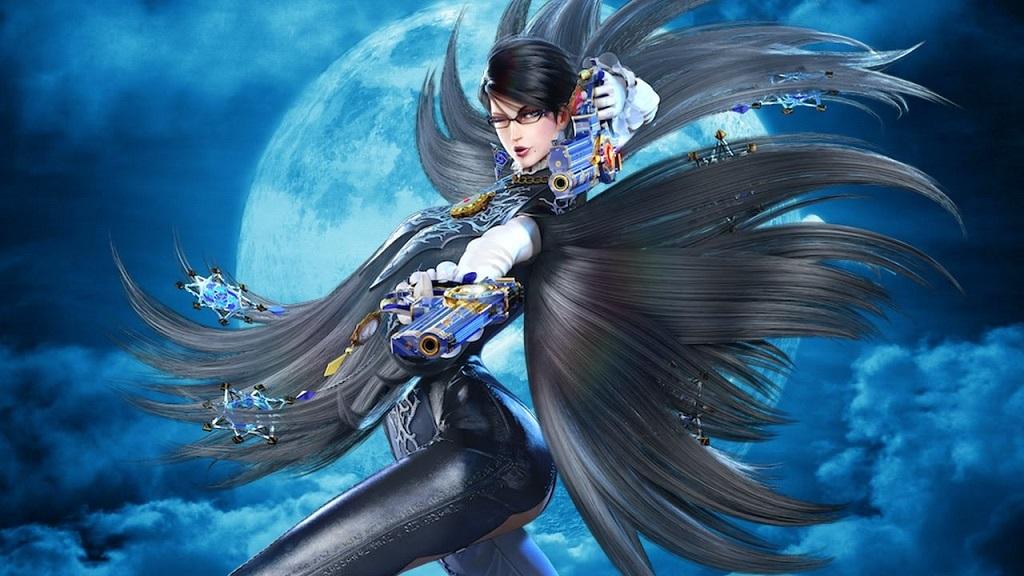 Nejlepší hry; Bayonetta 2; Artwork