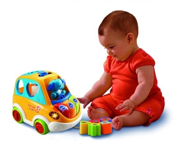 Vtech mluvící auto pro nejmenší děti