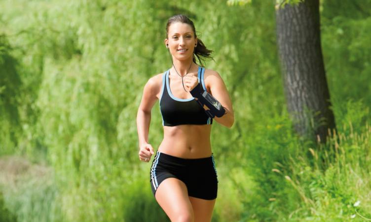Běhání se smartphonem a fitness aplikacemi