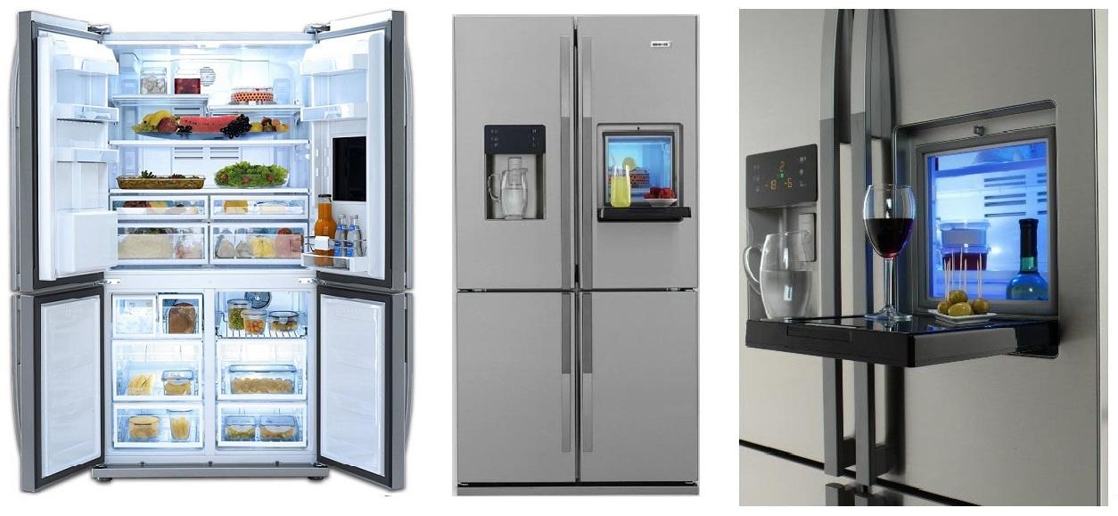 BEKO - americká chladnička GNE 134630X