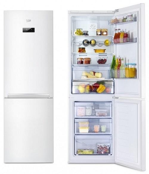 BEKO - chladnička CNA 365 E30ZW