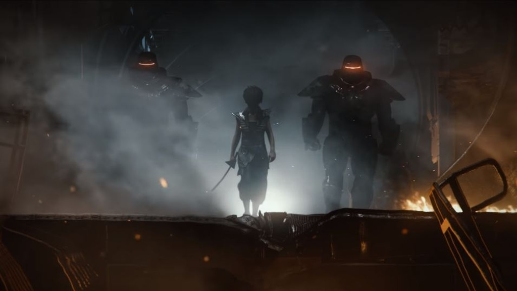 Beyond Good and Evil 2; screenshot: Alpha