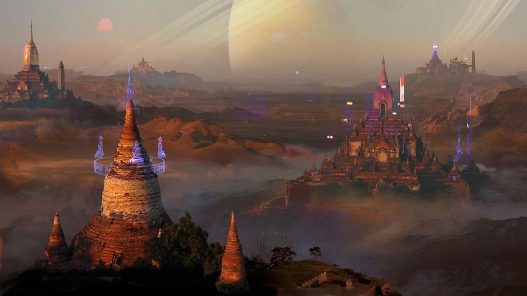 Beyond Good and Evil 2; chrámy