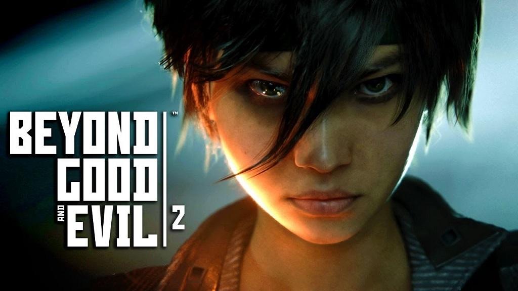 E3 2018; Beyond Good and Evil 2