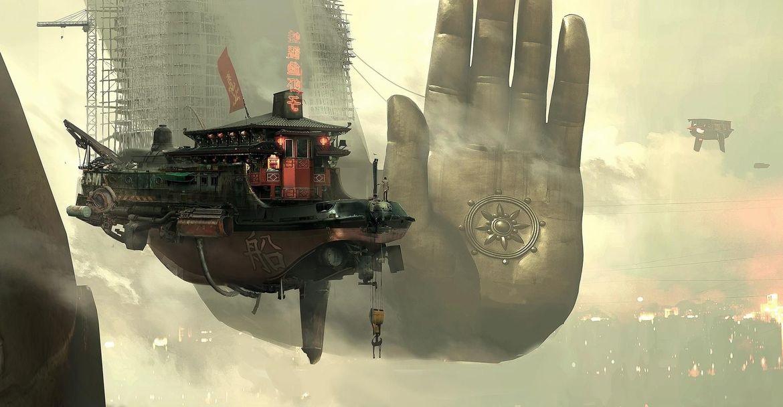 Beyond Good and Evil 2; výstavba lodě