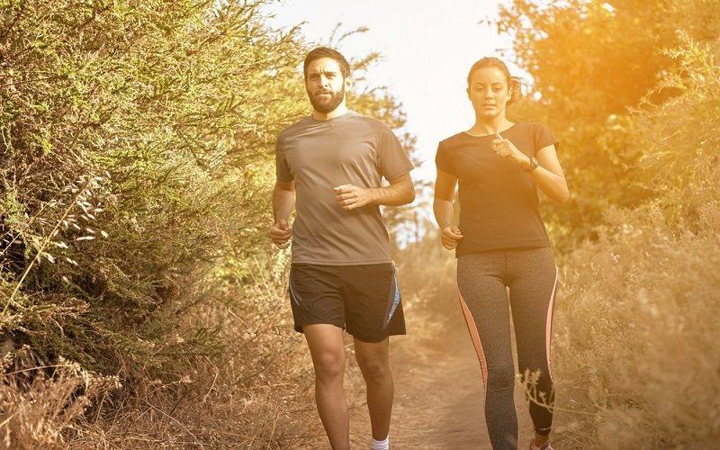 Běžci; příroda