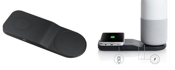 Bezdrátová nabíječka Samsung Tray EP-PA710T