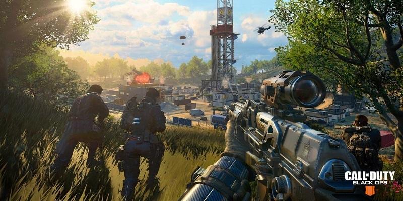 Call of Duty: Black Ops 4 (DOJMY Z HRANÍ a NOVINKY) – Vyzkoušeli jsme si nový battle royale mód, Blackout