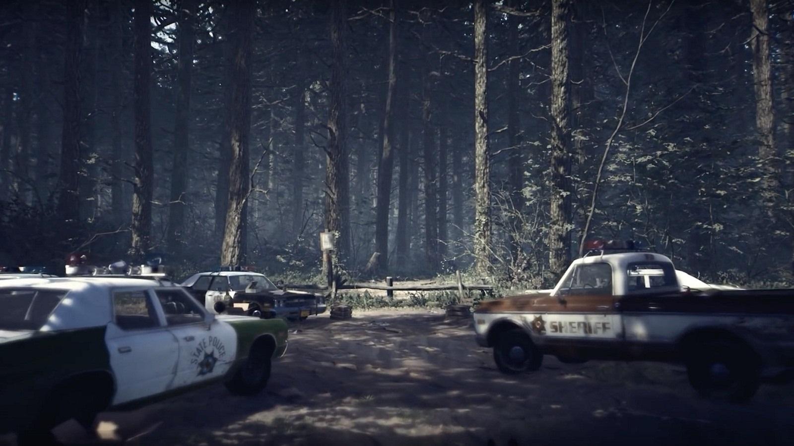 Blair Witch; screenshot: auta
