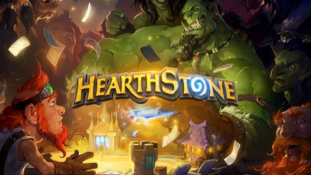 BlizzCon 2018; screenshot: Hearthstone