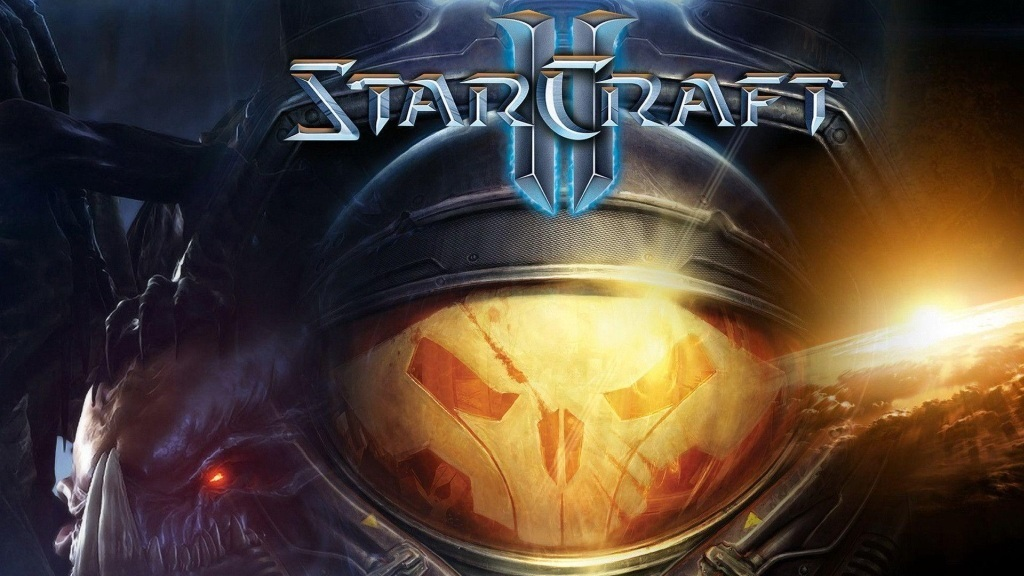 BlizzCon 2018; screenshot: Starcraft II