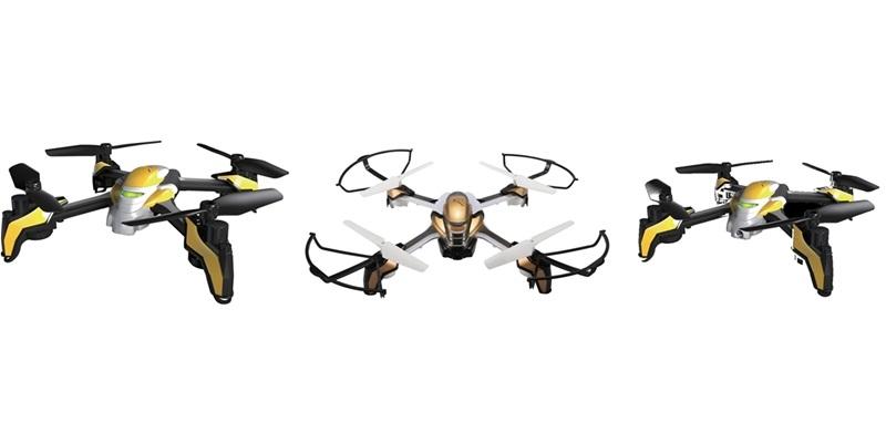 BML představil levné drony, jež zaujmou nejen děti