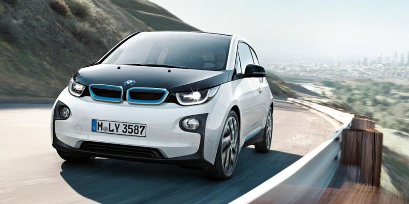 Elektrický automobil, BMW i3