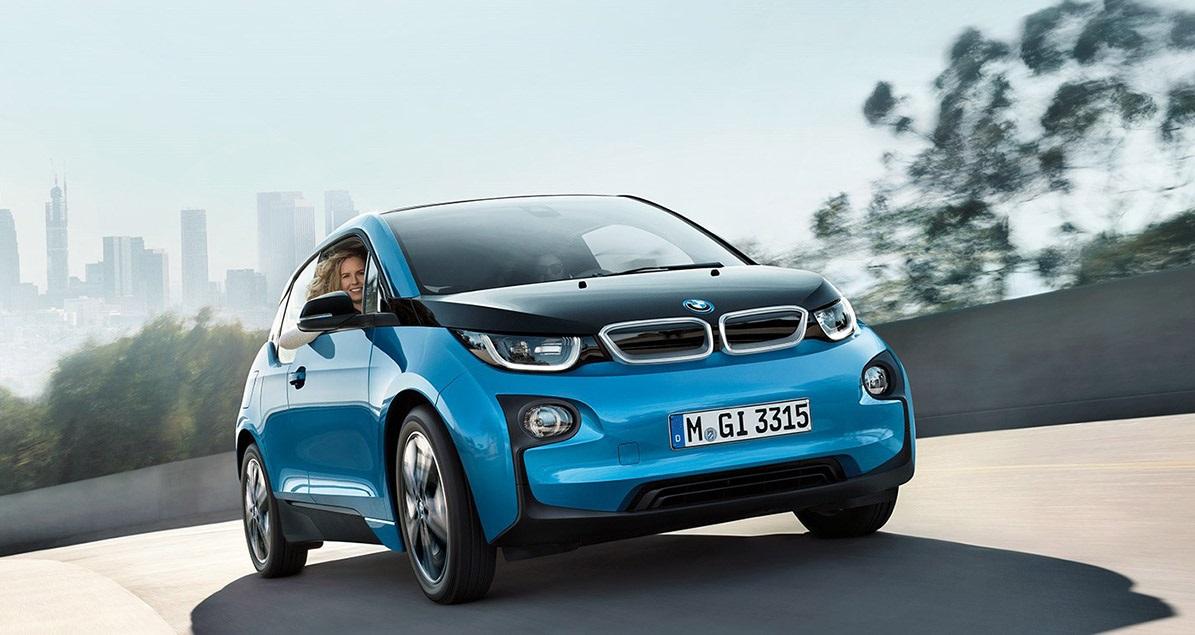 Plně elektrické BMW i3