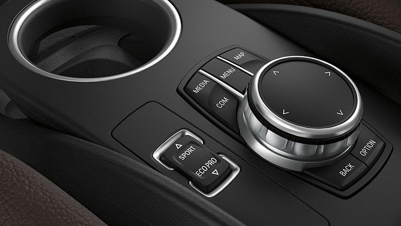 BMW i3s, jízdní režimy