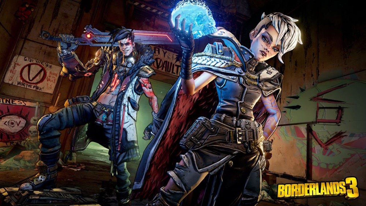 Borderlands 3; screenshot: dvojčata