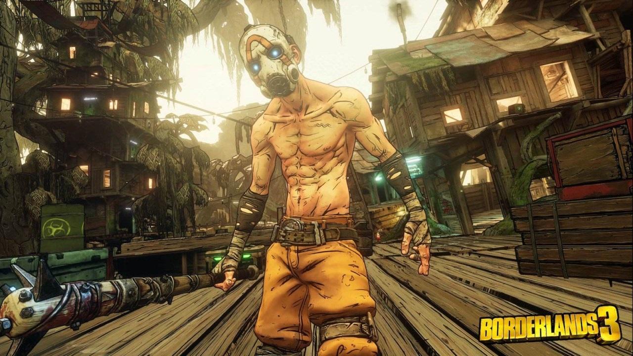 Borderlands 3; screenshot: nepřítel