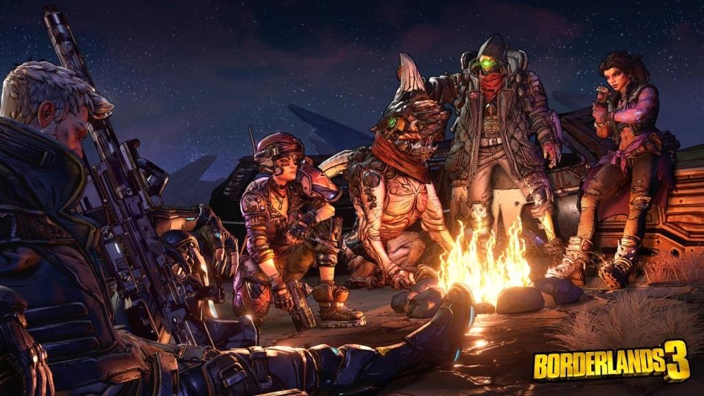 Borderlands 3; screenshot: parta