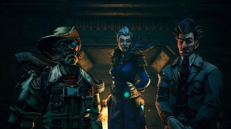 Borderlands 3; screenshot: staří známí