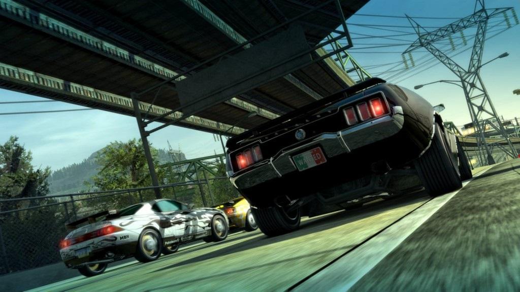 Burnout Paradise Remastered; Car