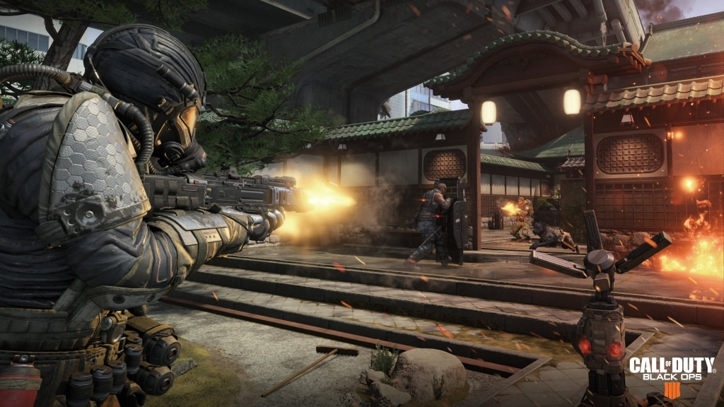 Nejočekávanější hry v říjnu 2018; Call of Duty: Black Ops 4, screenshot: klasika