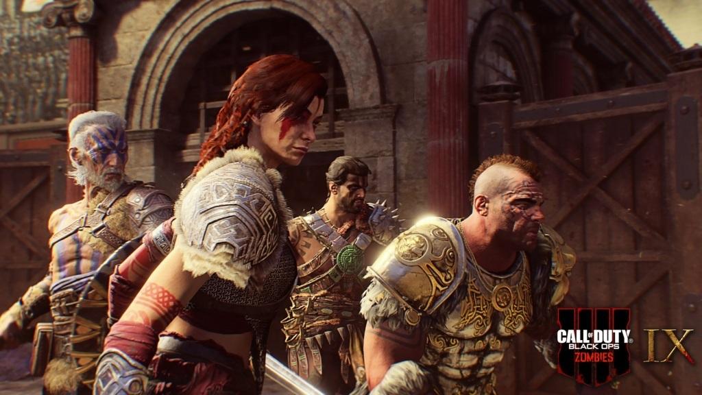 Nejočekávanější hry v říjnu 2018; Call of Duty: Black Ops 4, screenshot: zombie