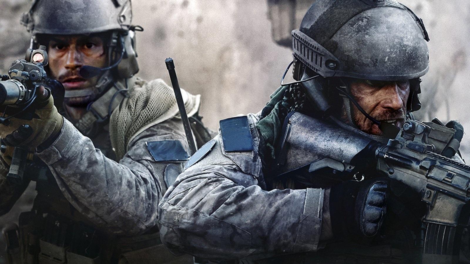 Call of Duty Modern Warfare; screenshot: co-op