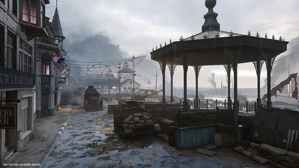 Call of Duty: WW2; Dunkirk