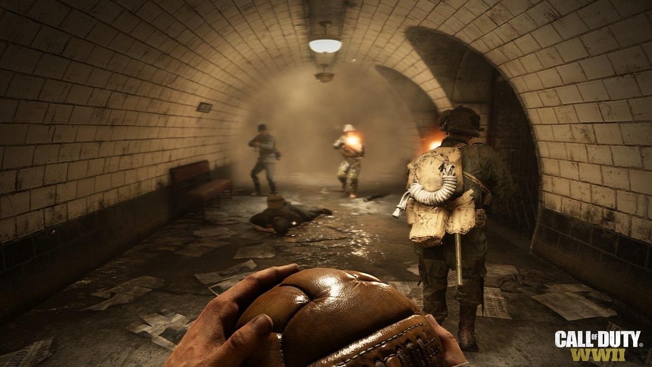 Call of Duty WW2; giridon uplink