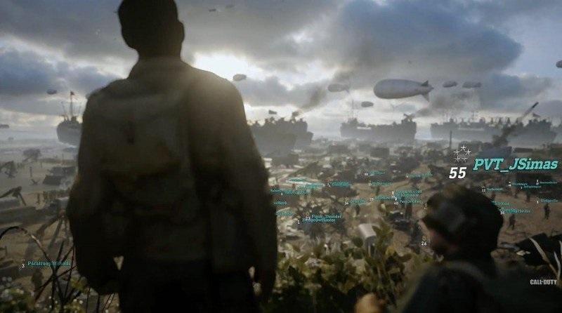 Call of Duty WW2; Headquarters