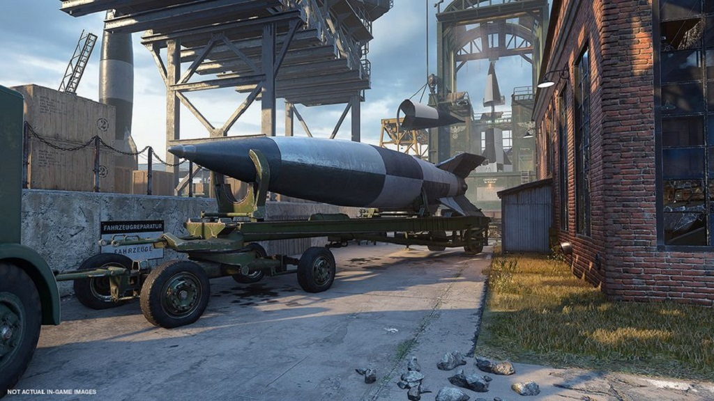 Call of Duty: WW2; V2