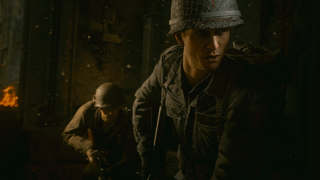 Call of Duty WW2; Soldier