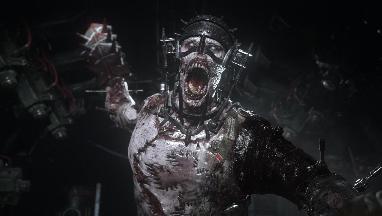 Call of Duty: WW2; Zombie