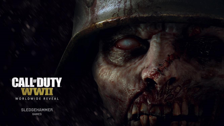 Call of Duty WW2; Zombie