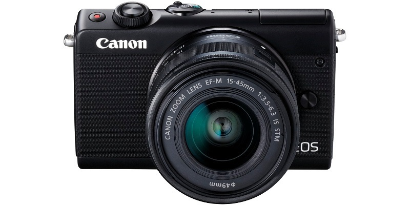 Canon EOS M100 (PREVIEW)
