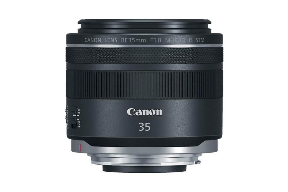 Objektiv Canon RF 35mm f/1,8 Macro IS STM