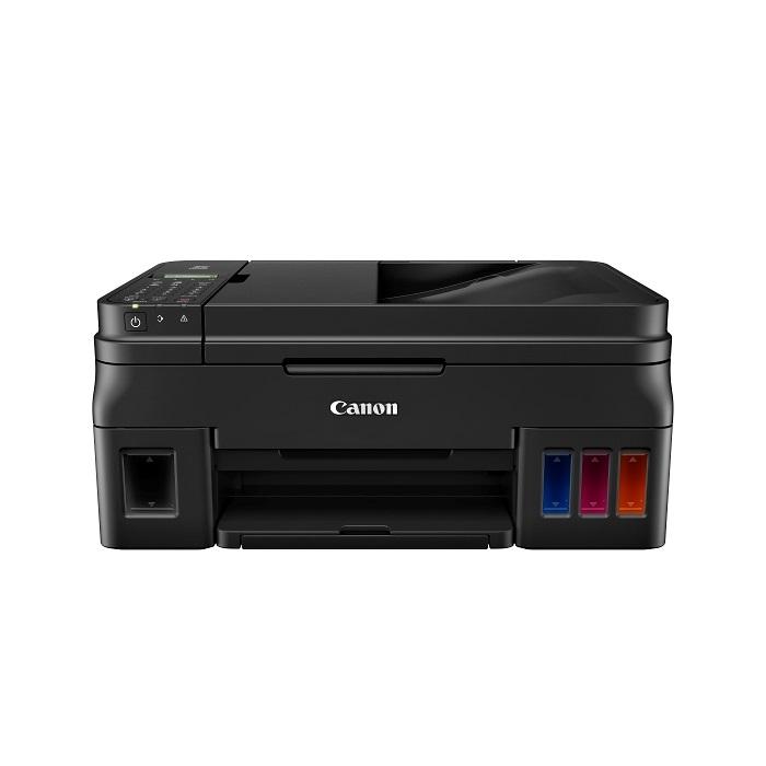 Canon PiXMA G4400; recenze; fototiskárna