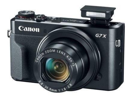 Profesionální digitální kompakt Canon PowerShot G7X Mark II